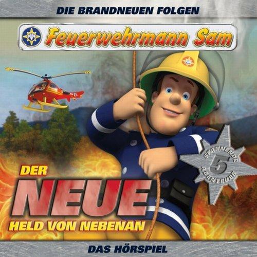 Der neue Held von nebenan (Feuerwehrmann Sam 1) Titelbild