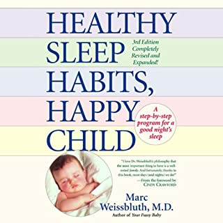 Healthy Sleep Habits, Happy Child cover art