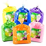 Color Powder for 20-25 People by Chameleon Colors, 30 Pounds, 5 Pound 6 Pack, Holi Festival Powder for Fun Run, Color War, Photoshoot and more. Blue, Pink, Orange, Yellow, Purple, and Green Powder