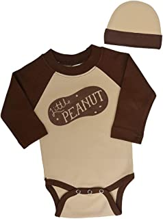 Little Peanut Baby Gift Set, Little Peanut Baby Bodysuit