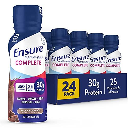 2. Ensure Complete Nutrition Shake