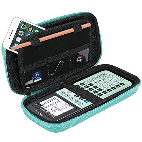 ProCase Custodia per Calcolatrice Texas Instruments TI-Nspire CX, TI Nspire CX II-T, TI-82/83/83 Premium CE/84/84 Plus/85/86/89, Casio Graph FX-CG50/9750 GII/CG50/9860, HP 35s +/ HP Prime