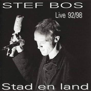 Stad En Land Live 92-98