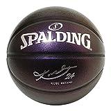 SPALDING(スポルディング) バスケットボール コービーブライアント パープルコンポジット 76-638Z パープル 7号球 バスケ バスケット