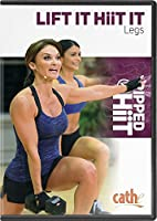 Cathe Friedrich: Ripped with HiiT - Lift It HiiT It Legs