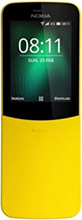 Nokia Keypad Nokia 8110 (4G, Keypad), (TA-1067)