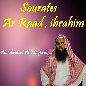 Sourates Ar Raad , ibrahim (Quran)