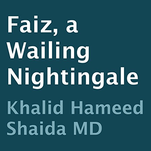 Faiz, a Wailing Nightingale cover art