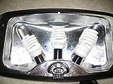 AG Hydroponic Hood Modification to use regular Light Bulb