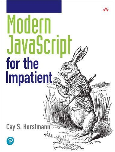 Modern JavaScript for the Impatient Front Cover