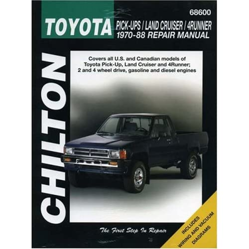 Toyota Car Manuals: Amazon.com on