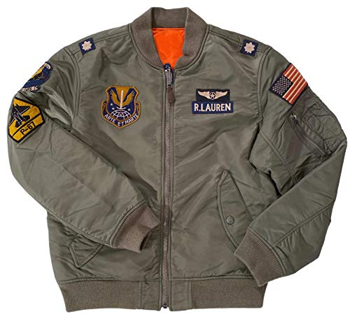 Ralph Lauren Military Jackets Mens