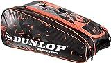 Dunlop Schlägertasche Revolution NT 12-Racket Bag, orange, 80 x 38 x 35 cm, 106 Liter, 817218