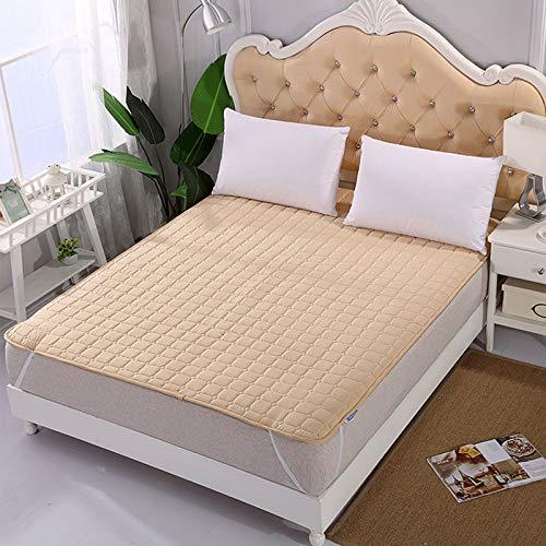 MYYU Colchón De Suelo Japonés Colchón De Futón Tatami Colchoneta para Dormir Colchón Enrollable Plegable Dormitorio Colchón para Niños Tumbona De Suelo,7,90 * 200cm