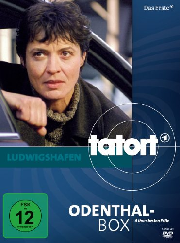 Tatort - Odenthal-Box (4 DVDs)