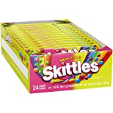 All American Skittles, Sweets & Sours, 2.0 Oz (Pack of 8) New Flavor!