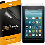 """[3-Pack] Supershieldz for All-New Fire 7 Tablet 7"""" Screen Protector, (7th Generation - 2017..."""