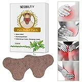 Cerotto Termico,Cerotto Cervicale,Cerotti anti dolore,Patch Antidolorifico per schiena, spalle, collo, addome