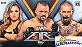 2017 Topps UFC FIRE EXCLUSIVE Factory Sealed HOBBY...