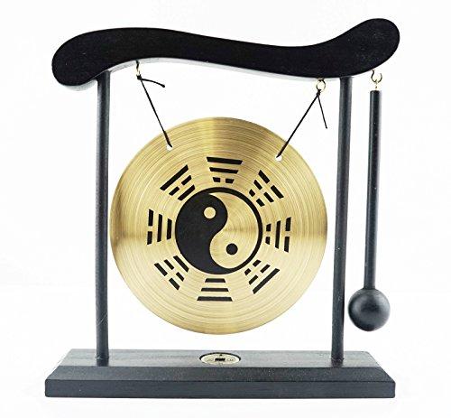 Customerfirst Zen Feng Shui Desktop Gong Chime (Yin Yang)