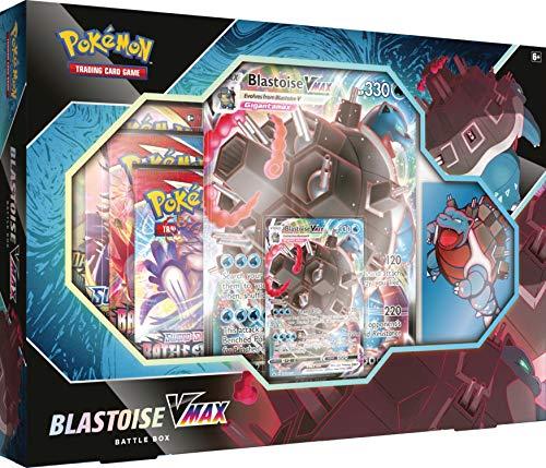 Pokemon Blastoise VMAX Box