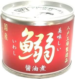 伊藤食品 美味しい鰯醤油煮 190g×4缶