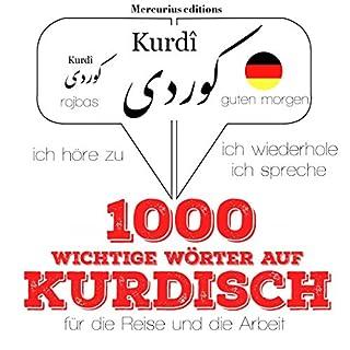 1000 wichtige Wörter auf Kurdisch für die Reise und die Arbeit Titelbild