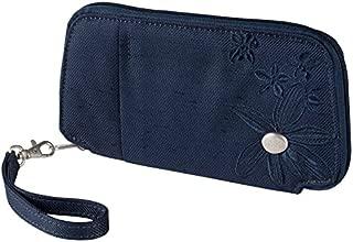 Haiku Women's Small Fortitude Eco-Friendly RFID Blocking Zip Closure Clutch Wallet