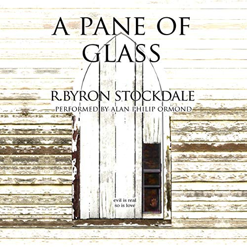 A Pane of Glass audiobook cover art