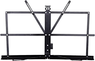 Anoder Tabletop Music Stand Metal Sheet Music Holder Folding Foldable