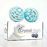 Crystal Wash - Wash Balls - Laundry Detergent Alternative - All Natural
