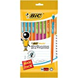 Bic Matic Strong - Lote de 10 portaminas (0,9 mm)
