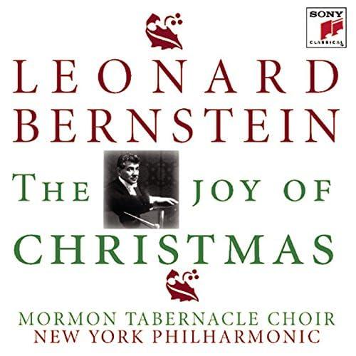 Leonard Bernstein, New York Philharmonic Orchestra, Mormon Tabernacle Choir
