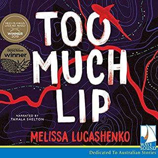 Too Much Lip cover art