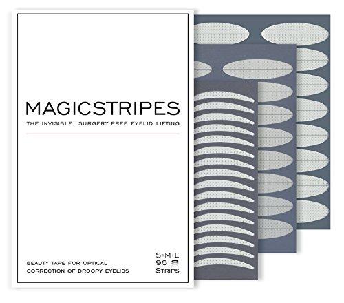 Magicstripes Augenlidkorrektur alle Größen, 96 Stück
