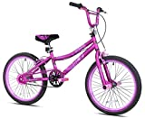 "Kent 20"" 2 Cool BMX Girl's Bike, Satin Purple"