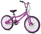 "Kent 20"" 2 Cool BMX Girl's Bike, Satin Purple"