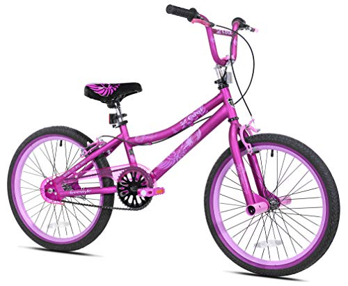 20u0022 Kent 2 Cool Girls BMX Bike, Satin Purple