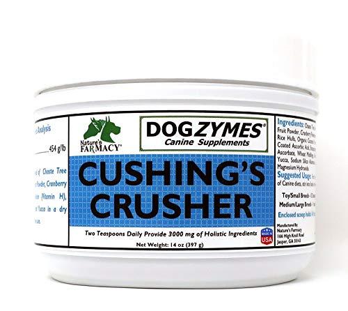 Dogzymes Cushings Crusher (14 Ounce)