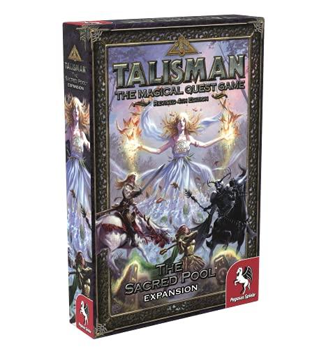 Pegasus Spiele 56205E - Talisman - The Sacred Pool (Expansion)