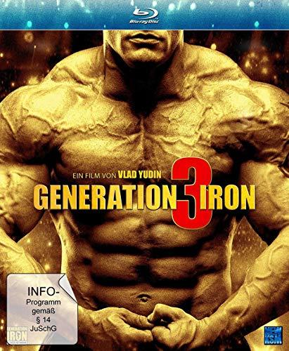 Generation Iron 3 [Blu-ray]