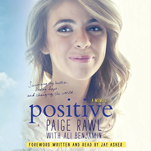 Positive: A Memoir audiobook cover art