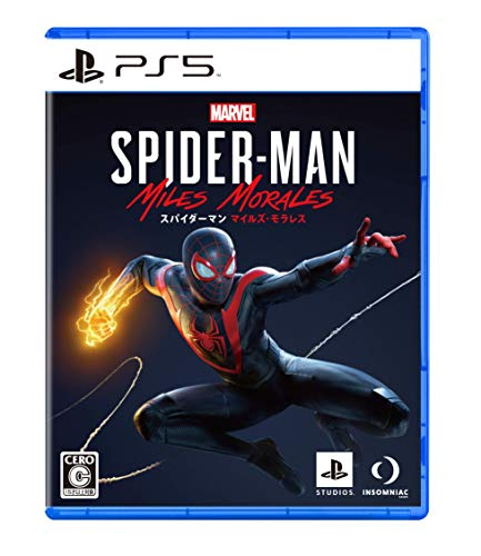【PS5】Marvel's Spider-Man: Miles Morales