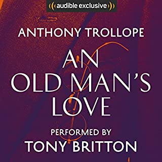 An Old Man's Love cover art