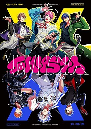 【Amazon.co.jp限定】ヒプノシスマイク –Division Rap Battle- 2nd D.R.B『Fling Posse VS MAD TRIGGER CREW』(全巻購入特典:「3作収納紙スリーブ(Battle logo ver.)」引換シリアルコード+「オリジナル・チケットホルダー(Fling Posse ver.)」付き)