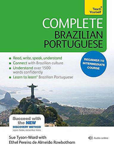 Compare Textbook Prices for Complete Brazilian Portuguese: Beginner to Intermediate Course Complete Language Courses 4 Edition ISBN 9781444198447 by Tyson-Ward, Sue,Rowbotham, Ethel Pereira De Almeida