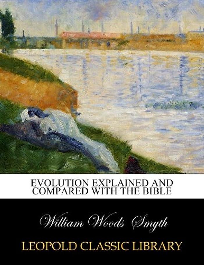 サービスうっかりロビーEvolution Explained and Compared with the Bible