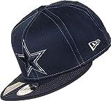 New Era 9fifty Dallas Cowboys - Gorra para Hombre, Hombre, Gorra, Hombres, 12111507, DK Blue, S-M