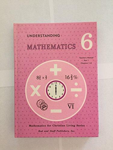 Understanding Mathematics 6 Teacher's Manual Part 1