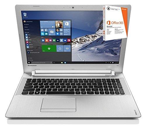 "Lenovo Z51-70 - Portátil de 15.6 "" Full HD (Intel i5-5200U, 12 GB de RAM, 1 TB de disco duro, gráfica AMD R9 M375 4 GB, Windows 8.1) plata - Teclado QWERTY Español"